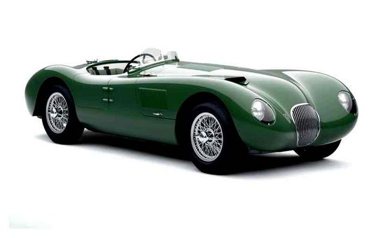 jaguar, c-type